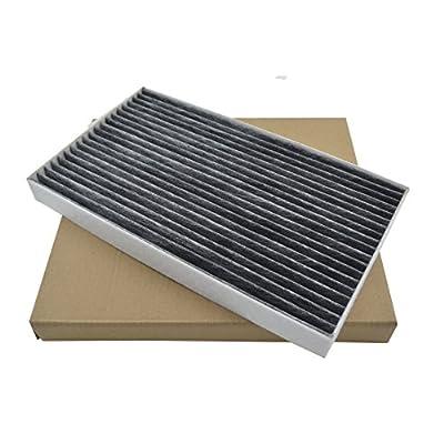 Bi-Trust RCC00004 Cabin Air Filter for 2009-2014 Nissan Cube L4 1.8L 2011-2020 Juke L4 1.6L 2011-2020 Leaf 2013-2020 Sentra: Automotive