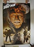 The Wolfman Poster Multiple Shots Wolf Man