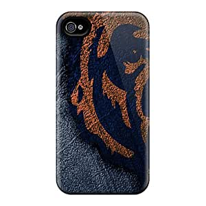 Iphone 6 DVf9032kaCc Custom Nice Chicago Bears Image Scratch Protection Cell-phone Hard Covers -KellyLast