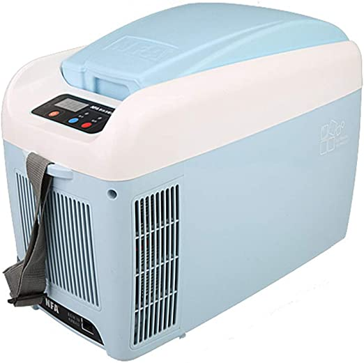 PortáTil De 8 litros Refrigerador del Coche De 12v Solamente El ...