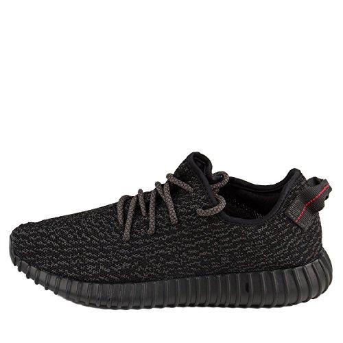 Adi Designs Adidas Yeezy Boost 350Moonrock aq2660, Negro, 9.5 D(M) US