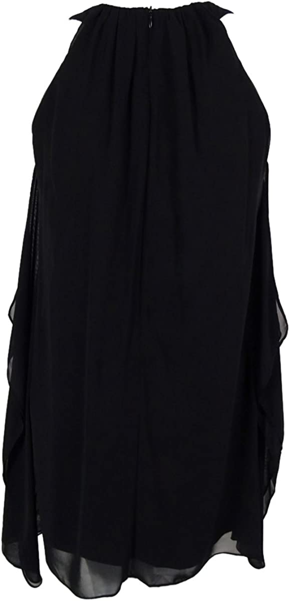 Womens Sleeveless Shift Dress Style /& Co