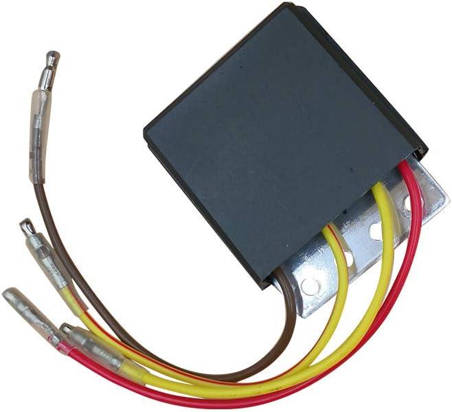 Voltage Regulator Rectifier For Polaris Sportsman 500 Worker 500 Scramber 500 Magnum 500 1997 1998 1999 2000 2001 2002 2003 Repl.# 2203636 4060173