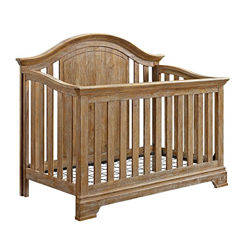 Baby Relax Macy 4-in-1 Convertible Crib, Natural - Today Macy's Offers