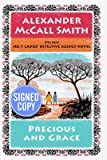 Precious and Grace - Signed / Autographed Copy