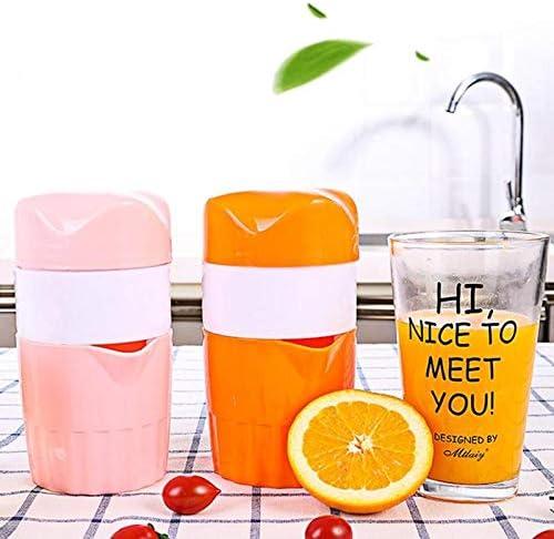 Portátil Exprimidor De Cítricos De Naranja Limón Fruta Exprimidor Original Potable Niño Exprimidor Batidora para El Hogar,B