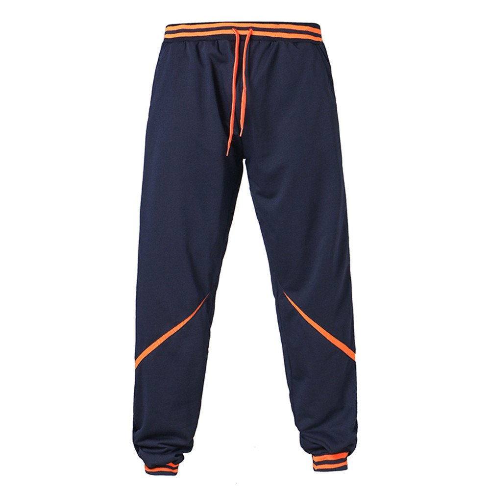 OSYARD Pantalon Sport Homme Fitness Leggings Homme Sport Cordon /élastique Taille Jointe Mode Nouveau Pantalon Vrac