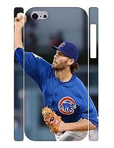 Colorful Frame Glossy Funny Dustproof Handmade Stronger Men Action Baseball Athlete Print Phone Shell Skin for Iphone 5 5s Case