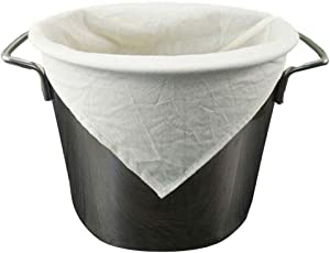 QLOUNI Reusable Straining Brew in a Bag 12