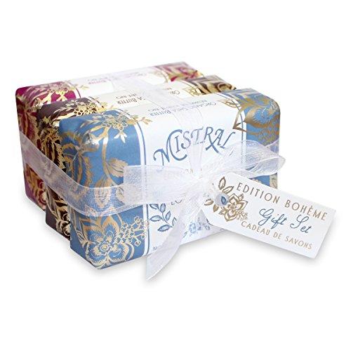 Boheme Jewels (Edition Boheme Jewels 3 Soap Gift Set)