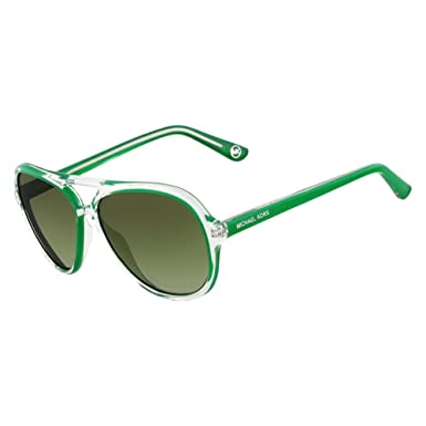 Amazon.com: Michael Kors anteojos de sol M2811S 304 Verde 57 ...