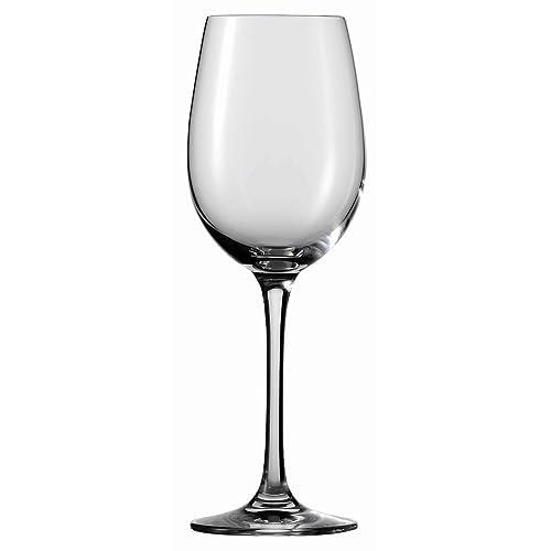 Schott Zwiesel Tritan Crystal Glass Stemware Classico Collection All Purpose Wine, 10-1/