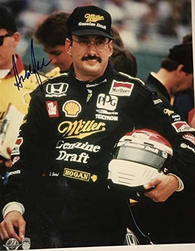 Bobby Rahal Indy 500 signed Photo 8x10 inch indy car racing IRL ()