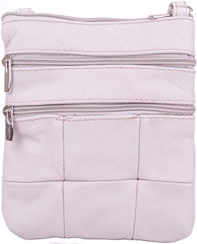 Body Ladies Shoulder Womens Cross Practical Leather Stone Genuine Bag wPRYqprPx