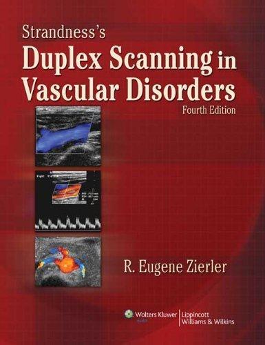 Strandness's Duplex Scanning in Vascular Disorders (2009-12-21)