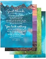 Birthday - Inspirational Boxed Cards - A New Year by Roy Lessin