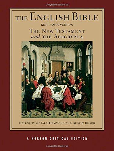 The English Bible, King James Version