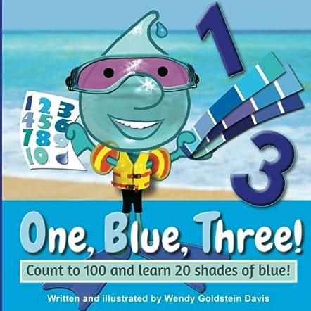 One, Blue, Three!