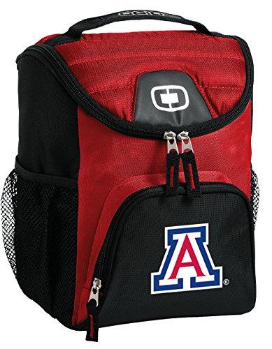 Broad Bay University of Arizona Lunch Bag Coolers OUR BEST Arizona Wildcats Cooler
