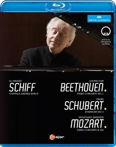 Andras Schiff At Mozartwoche (Blu-ray)