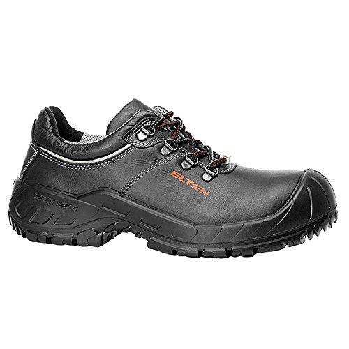 Elten 725861-46 - taglia s3 low renzo xw calzatura di sicurezza 46 esd - multicolore Black/Red