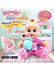 Bouncing Babies- My Real Buddy Expressions Bounie, (Cife Spain 41658)