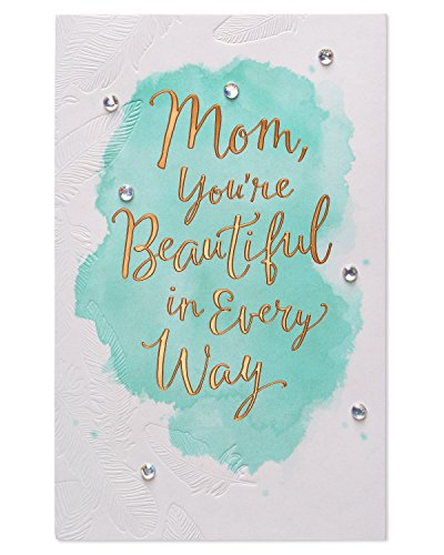 American Greetings Real Love Mother's Day Greeting Card with Foil