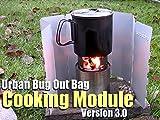 Cooking Module - Urban Bug Out Bag Version 3.0