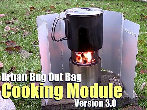 Cooking Module - Urban Bug Out Bag Version 3.0 (Fires Smokeless)