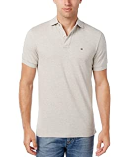Large Tommy Hilfiger Mens Short Sleeve Shirt Mint Green