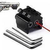 AceZone RedDot Laser Sight | Rifle Handgun | 20mm Weaver or Picatinny Rail | Tactical Sights Airsoft | AirSoft Optic| Hand Gun Rifles | Pistol Laser Pointer