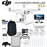 DJI Phantom 4 Pro+ PLUS V2.0/Version 2.0 Quadcopter Ultimate Travel Pro Backpack Bundle