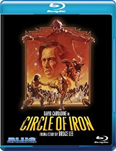 Cover Image for 'Circle of Iron'