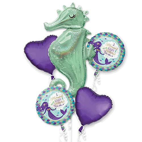 ANAGRAM INTERNATIONAL 3787301 Foil Balloon Bouquet Various Multi ()