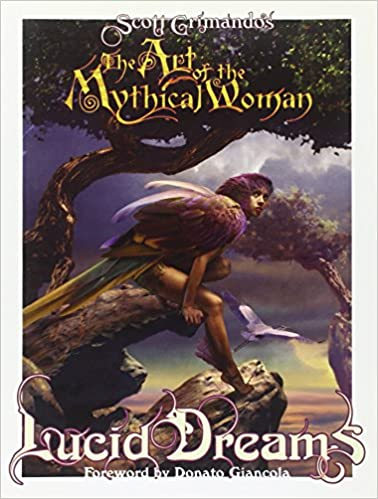 Book The Art of the Mythical Woman: Lucid Dreams