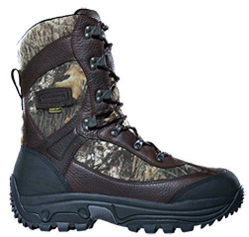 LaCrosse Hunt Pac Extreme 10'' Boot 2000gm Leather 10 BrkUp