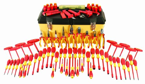 Wiha 32877 Insulated Screwdrivers 80 Piece
