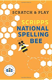 Amazon a champions guide to success in spelling bees scratch play scripps national spelling bee fandeluxe Gallery