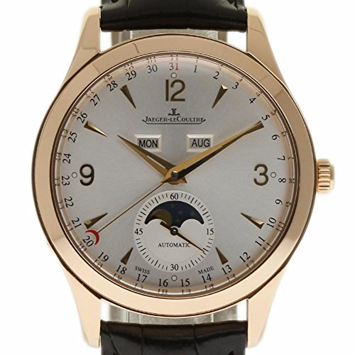 Jaeger LeCoultre Master Calendar Swiss-Automatic Male Watch 176.2.12.S (Certified Pre-Owned)