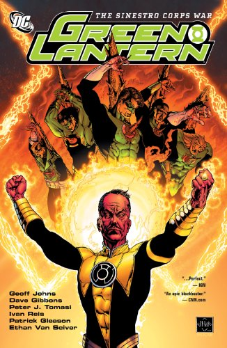 Corps Green (Green Lantern: The Sinestro Corps War)