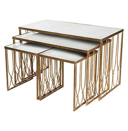 Steve Silver Lola 3 Piece Set (Coffee Table & 2 End Tables
