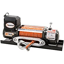Keeper KV10.5S 12V DC Utility, Trailer and Recovery Winch - 10500 lbs. Capacity