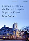 img - for Human Rights in the UK Supreme Court book / textbook / text book