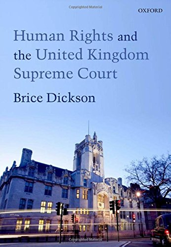 Human Rights in the UK Supreme Court