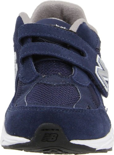 Shoes With unisex Balance Running Grade Navy Grey School New child 990v3 0T7qUw