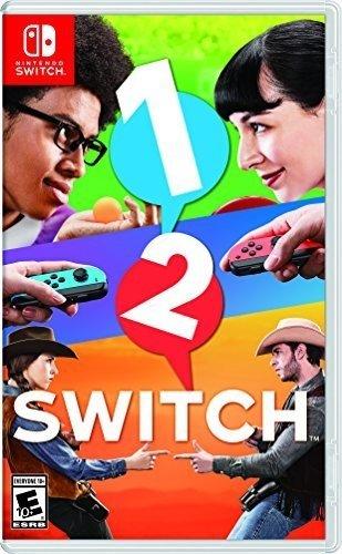 1 2 Switch Nintendo product image