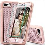 iPhone 7 Plus Case, COOLQO Shockproof Hard Plastic+Soft - Best Reviews Guide