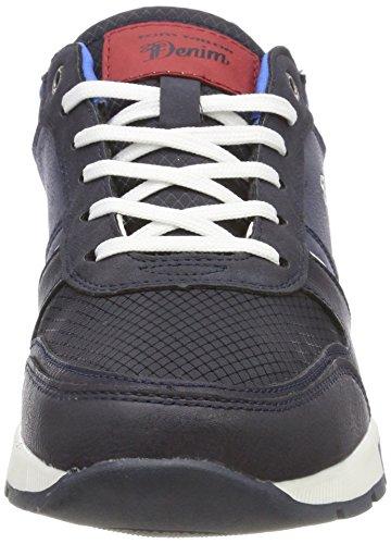 Uomo Blu Tailor Navy Tom Sneaker 4885201 1AOqg