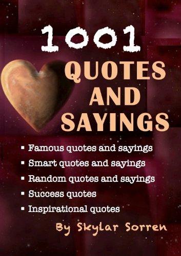 Quotes Sayings Skylar Sorren ebook product image