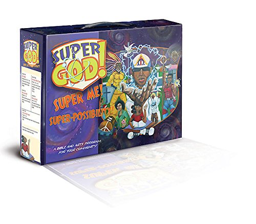 Vacation Bible School (VBS) 2017 Super God! Super Me! Super-Possibility! Starter Kit